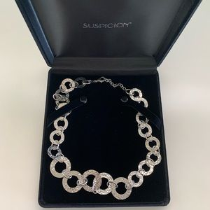 Sterling Silver Chain Necklace from Suspicion